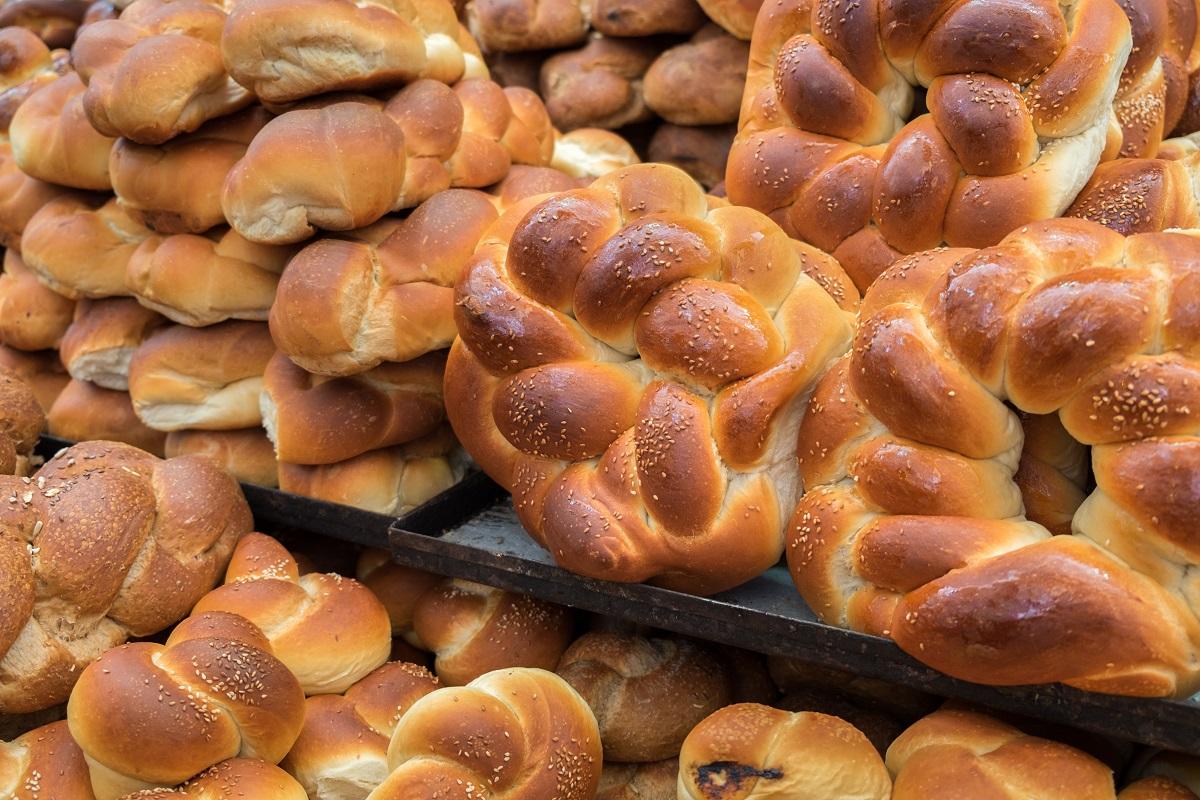 batch of bread